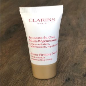 CLARINS extra firming neck rejuvenating cream